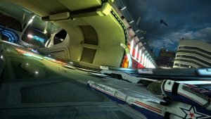 Wipeout Omega Collection (Playstation 4) Review - A Supersonic Update 3
