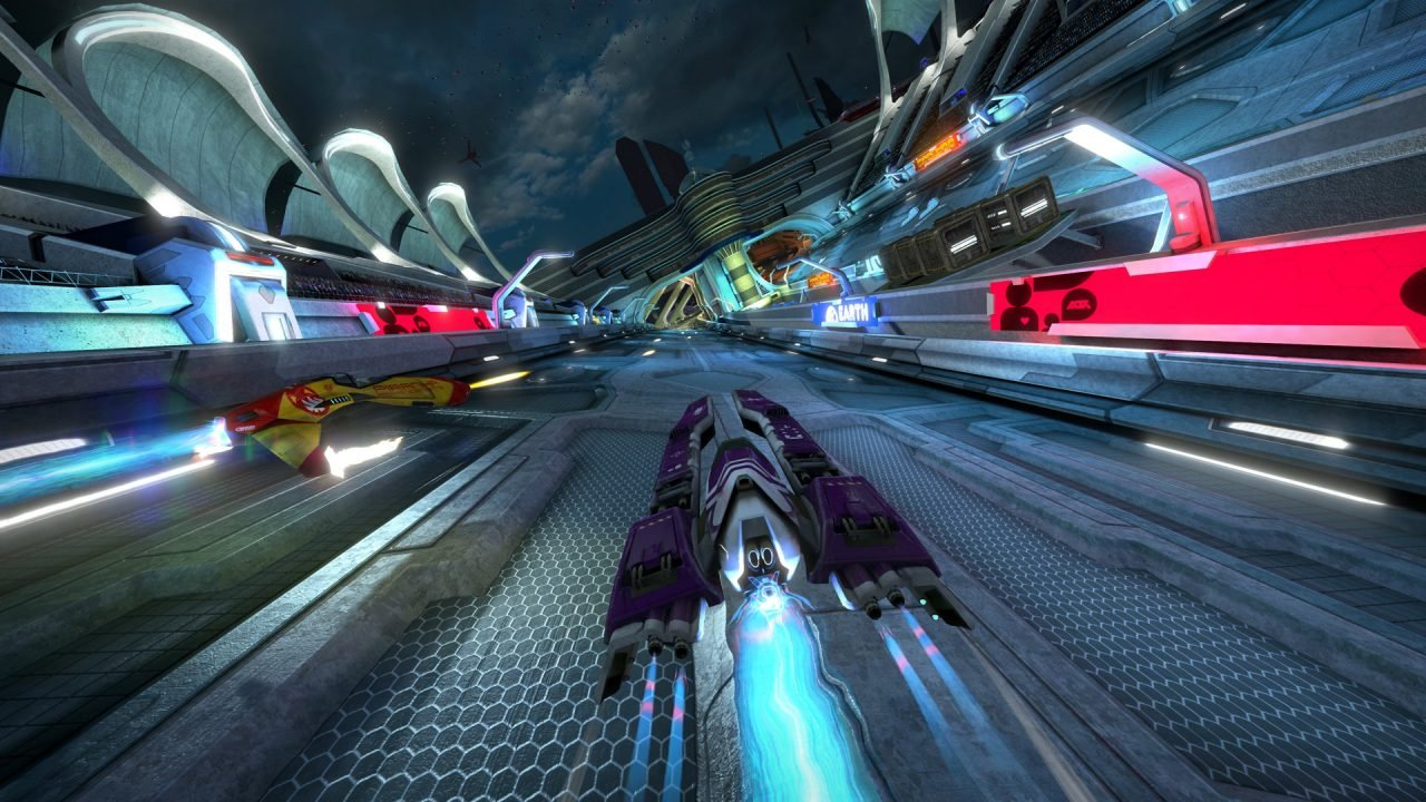 Wipeout Omega Collection (Playstation 4) Review - A Supersonic Update 6