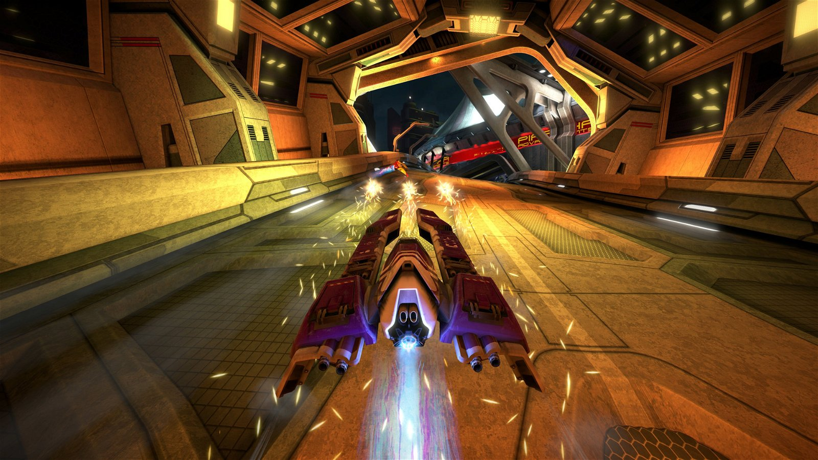 WipEout Omega Collection (PlayStation 4) Review - A Supersonic Update 9