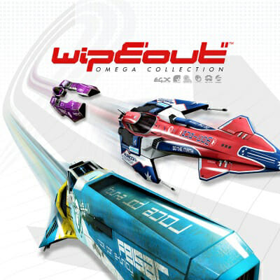 WipEout Omega Collection (PlayStation 4) Review - A Supersonic Update