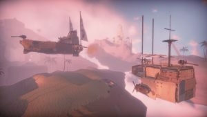 "Worlds Adrift: How One Studio is Tackling the ""Dying"" MMO Genre with Physics"