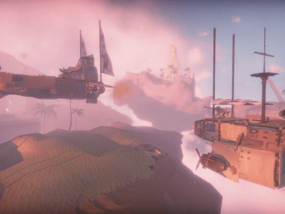 "World's Adrift: How One Studio is Tackling the ""Dying"" MMO Genre with Physics 3"