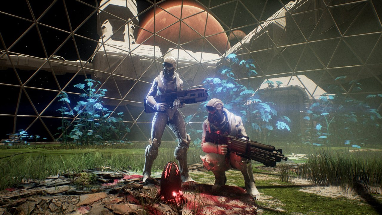 Genesis Alpha One Preview -