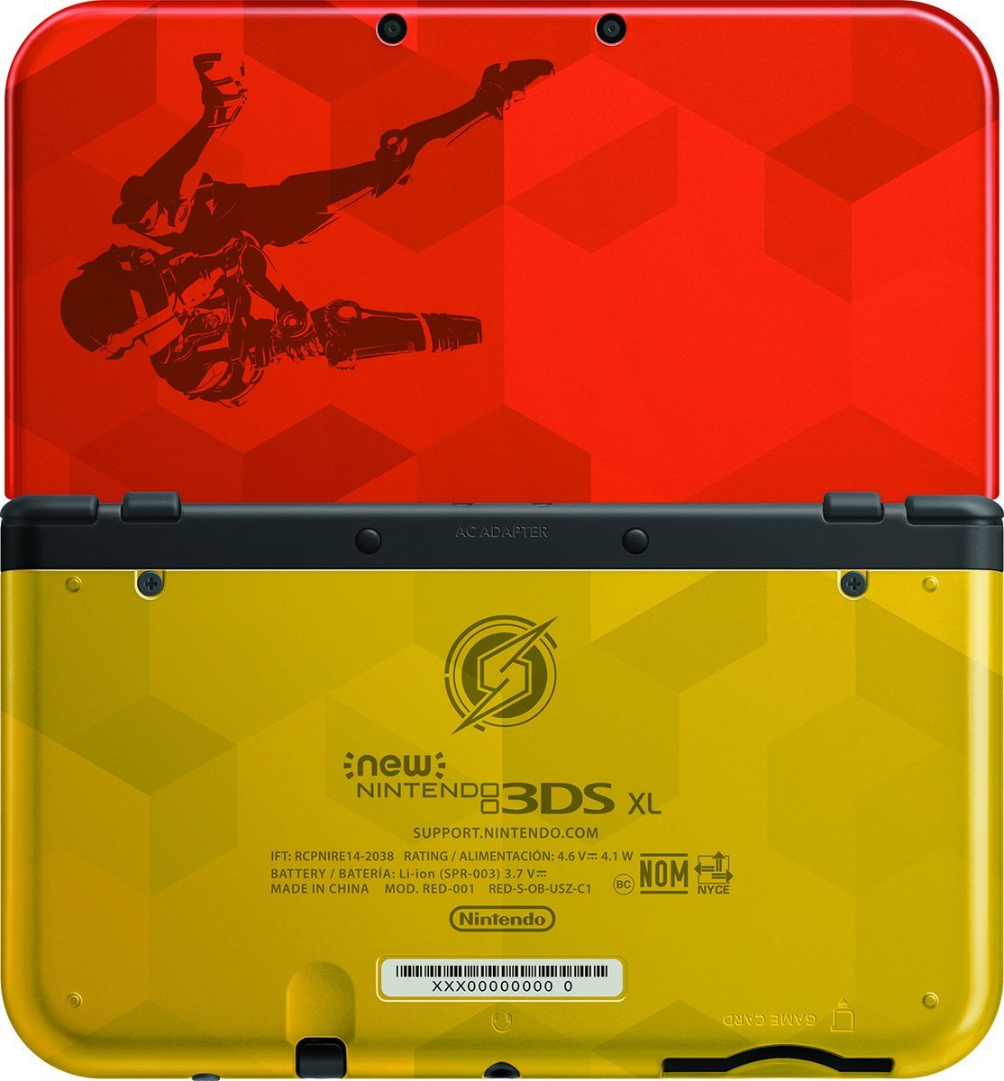 Metroid Samus Returns Limited Edition New 3DS Announced