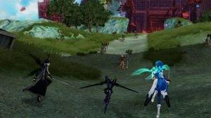 Accel World Vs. Sword Art Online (Playstation 4) Review 2