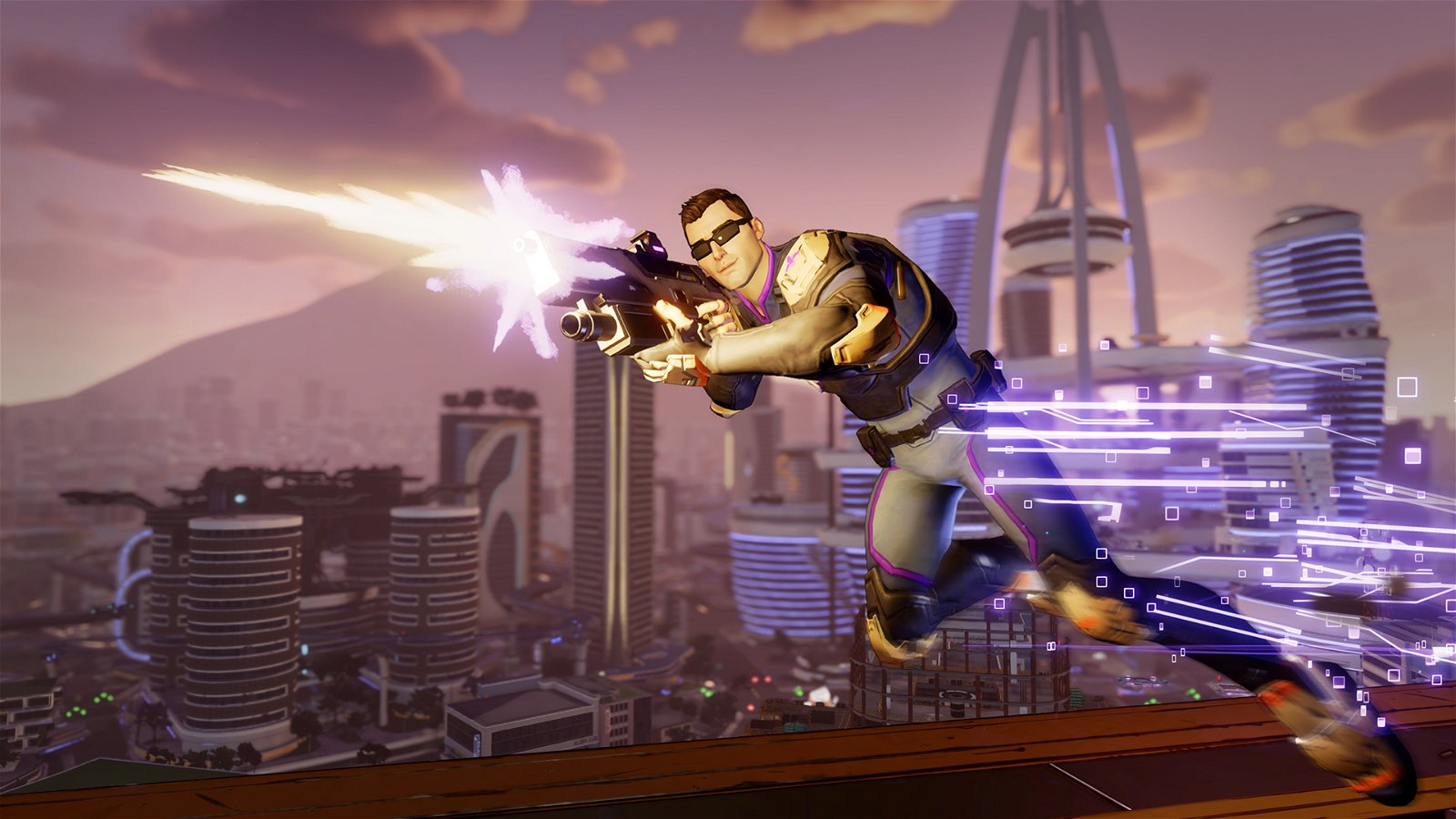 Agents of Mayhem Review - Neither a Saint nor a Devil 7