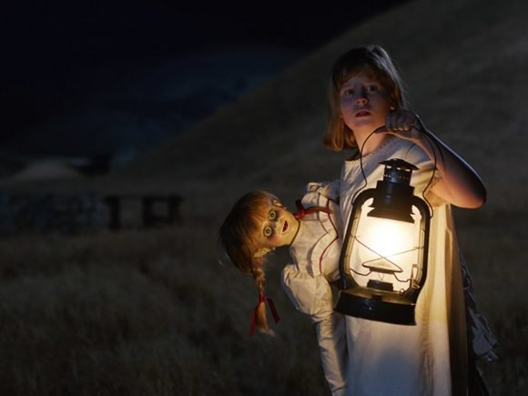Annabelle: Creation (Movie) Review: Watchable Nonsense 3