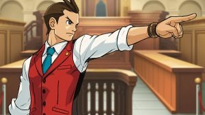 Apollo Justice: Ace Attorney Set to Release on Nintendo 3DS