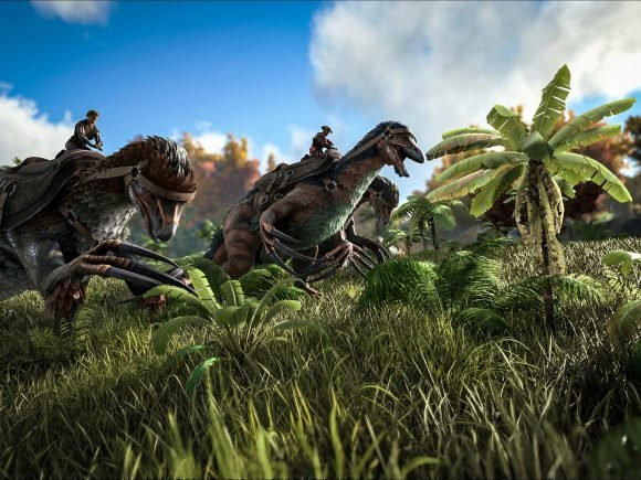 Ark: Survival Evolved (PS4) Review: You Didn't Say the Magic Word 7