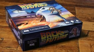 Back To The Future: An Adventure Through Time (Boardgame) Review