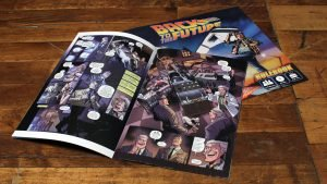 Back To The Future: An Adventure Through Time (Boardgame) Review 3