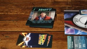 Back To The Future: An Adventure Through Time (Boardgame) Review 6