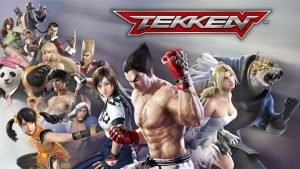 Bandai Namco Announce Tekken On Mobile, Available Now in Canada.