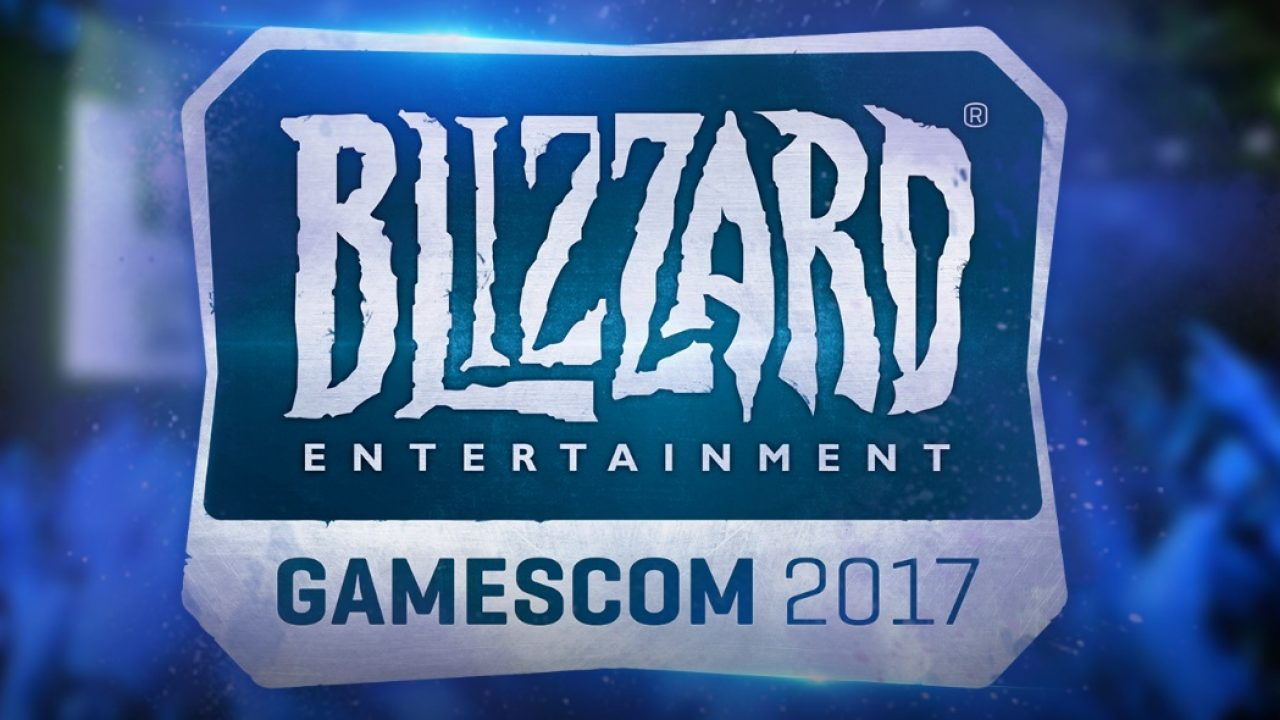 Blizzard Gamescom 2017 Rundown