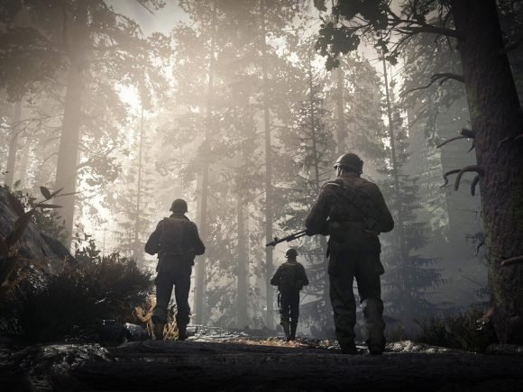 Call of Duty WWII PS4 Beta Key Giveaway!