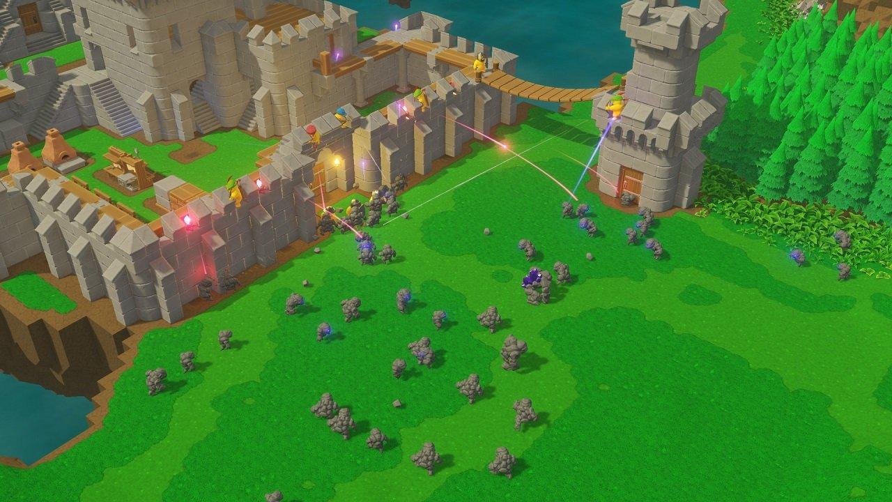 Castle Story (PC) Review - Nostalgic Castle Building 4