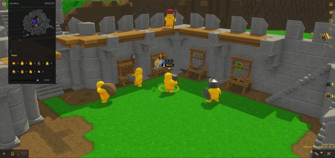 Castle Story Pc Review - Nostalgic Castle Building 2