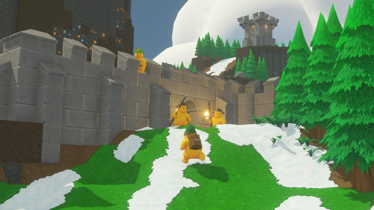 Castle Story PC Review - Nostalgic Castle Building 3