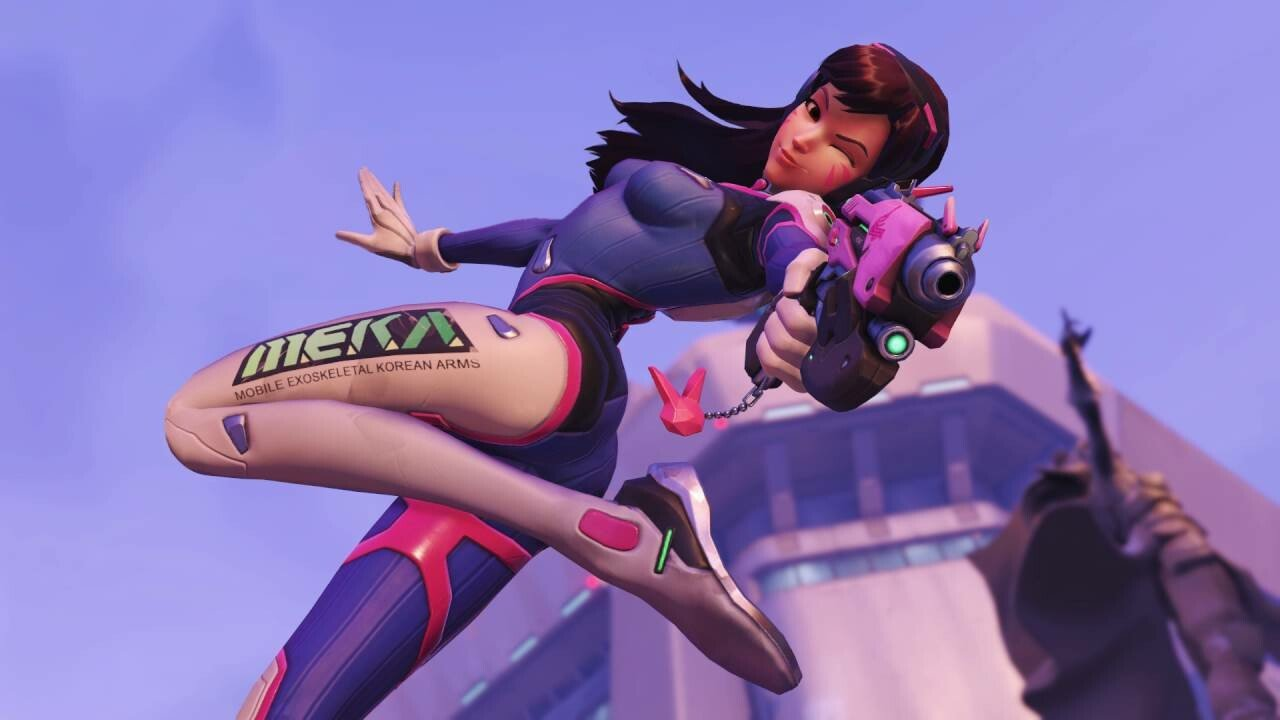 D.va Receives New Ability, Defense Matrix Gets Nerfed