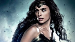 Wonder Woman Blu-Ray Giveaway