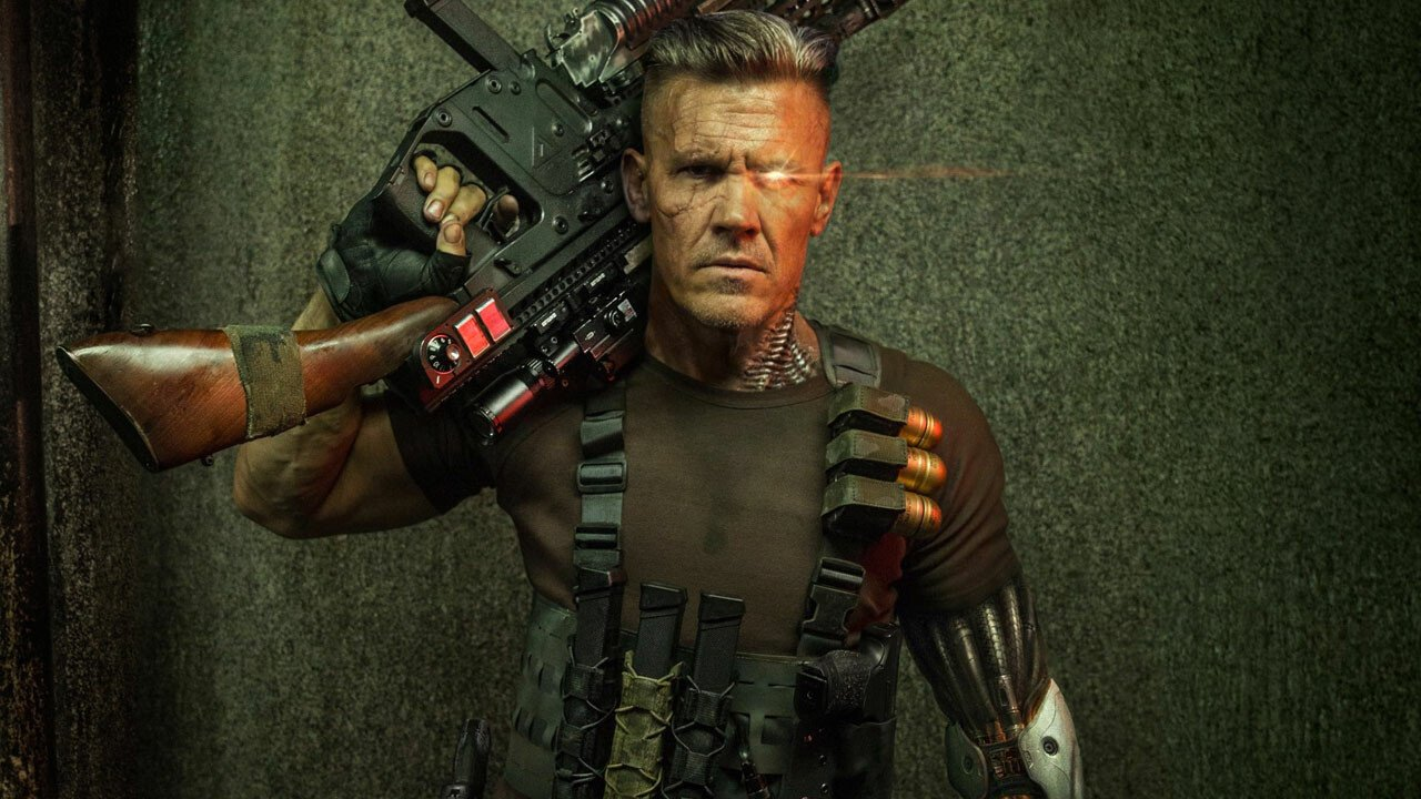 DeadPool 2 First Look At  Josh Brolin's Cable 2