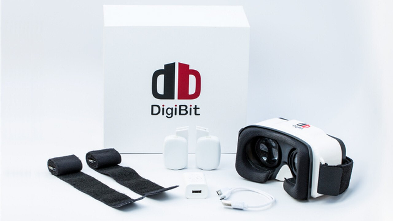 Digibit Motion Controller For Smart Devices, Fully Funded.