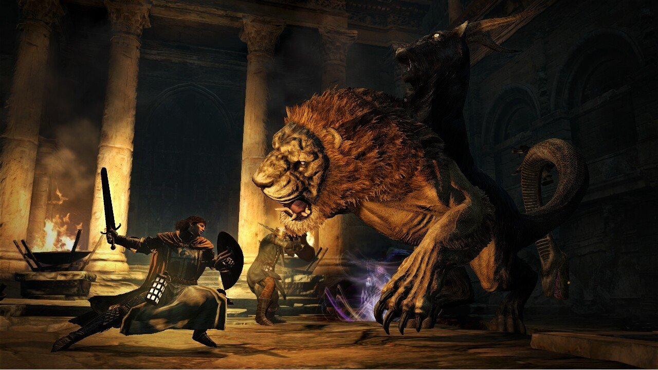 Dragon's Dogma: Dark Arisen Heading to PlayStation 4 and Xbox One in the West
