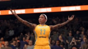EA Makes History, WNBA Mode Included In NBA Live 18