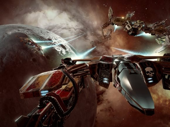 Eve: Valkyrie Goes to War with Warzone Expansion