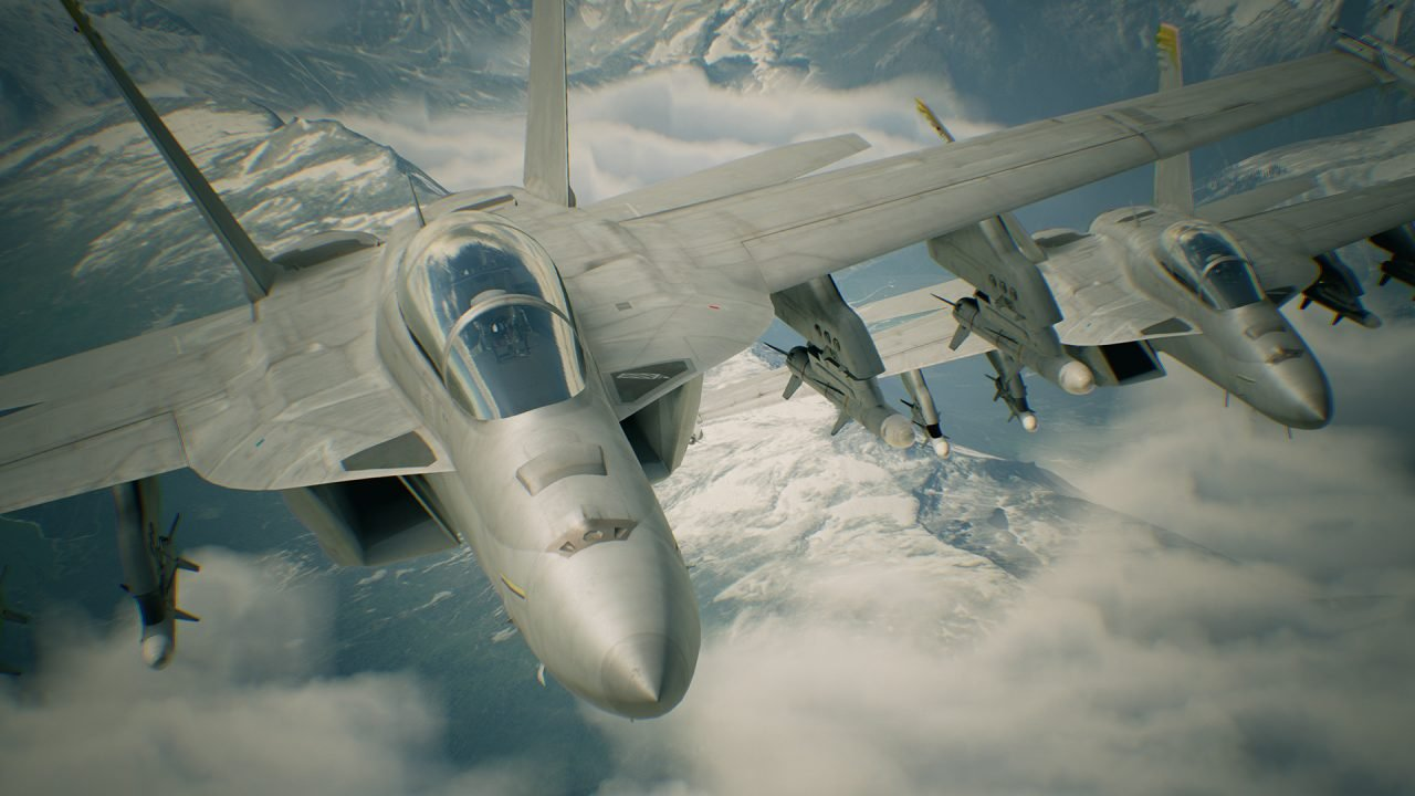 Fly on a Highway to the Danger Zone with Ace Combat 7 for PSVR 4