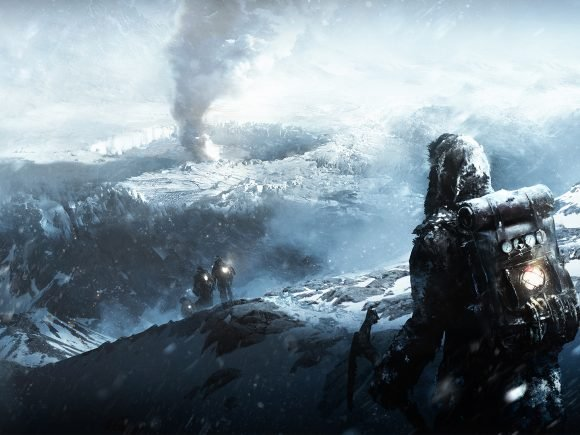 Frostpunk Gamescom 2017 Preview - Trapped Under Ice