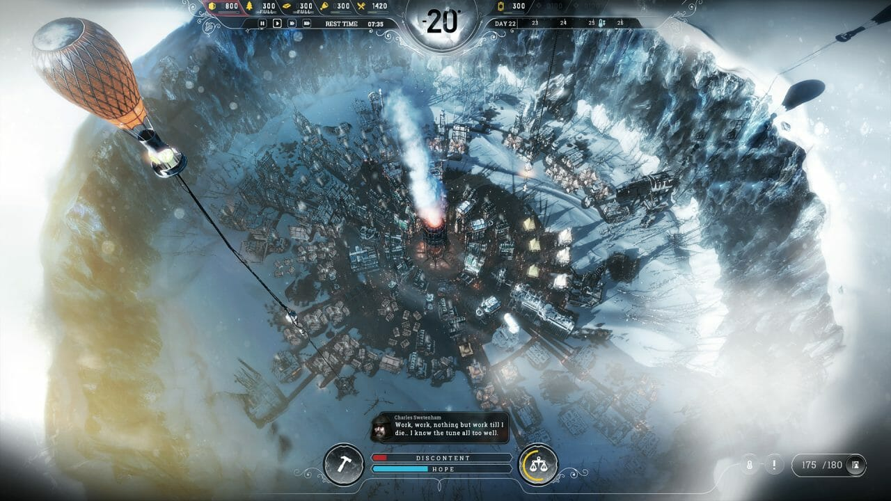 Frostpunk Gamescom 2017 Preview - Trapped Under Ice 6