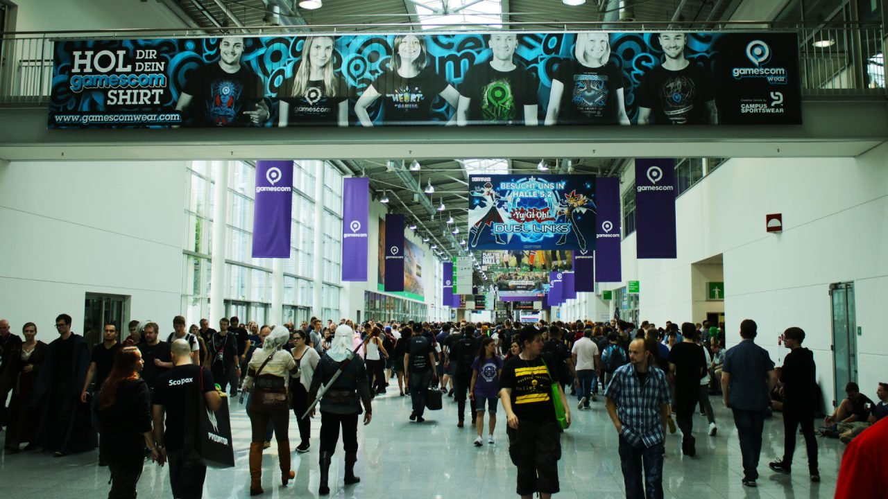 Gamescom 2017 Breaks Its Own Records