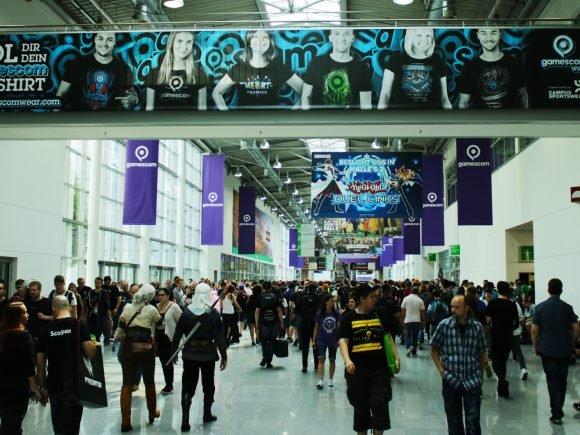 Gamescom 2017 Breaks Its Own Records