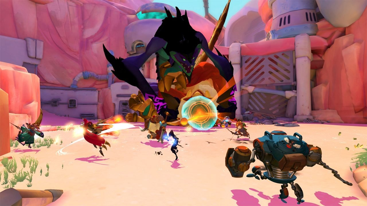 Gigantic (Xbox One) Review: Good Things Come in Free Packages 3