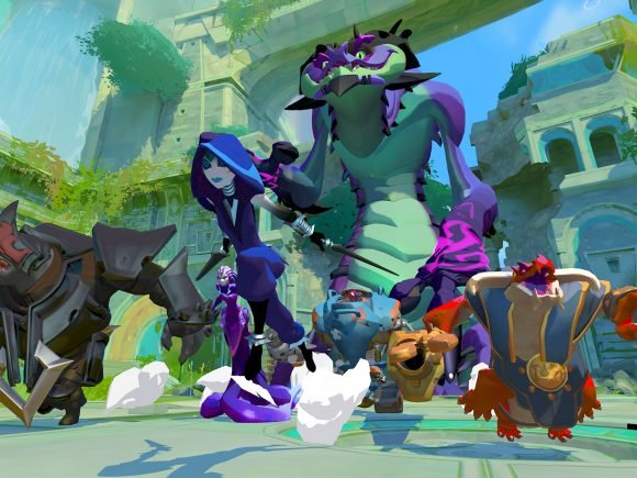 Gigantic (Xbox One) Review: Good Things Come in Free Packages 4