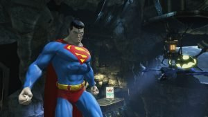 Going Back in DC Universe Online