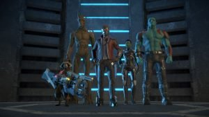 "Guardians of the Galaxy: A Telltale Series Episode 3: ""More Than a Feeling"" (PS4)"