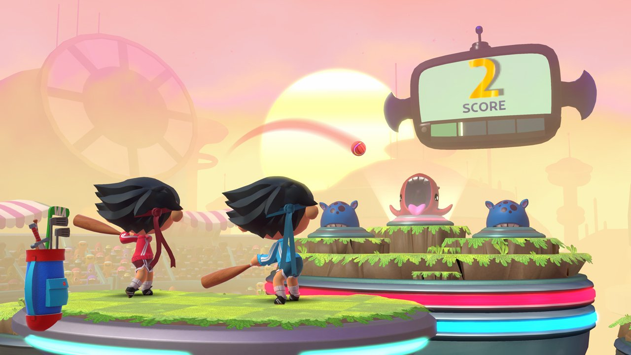 Harmonix Switches Things Up with Super Beat Sports 1