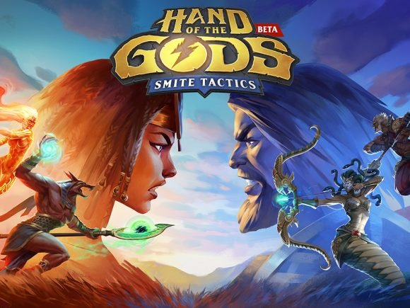 Hi-Rez brings Hand of the Gods to Console 3