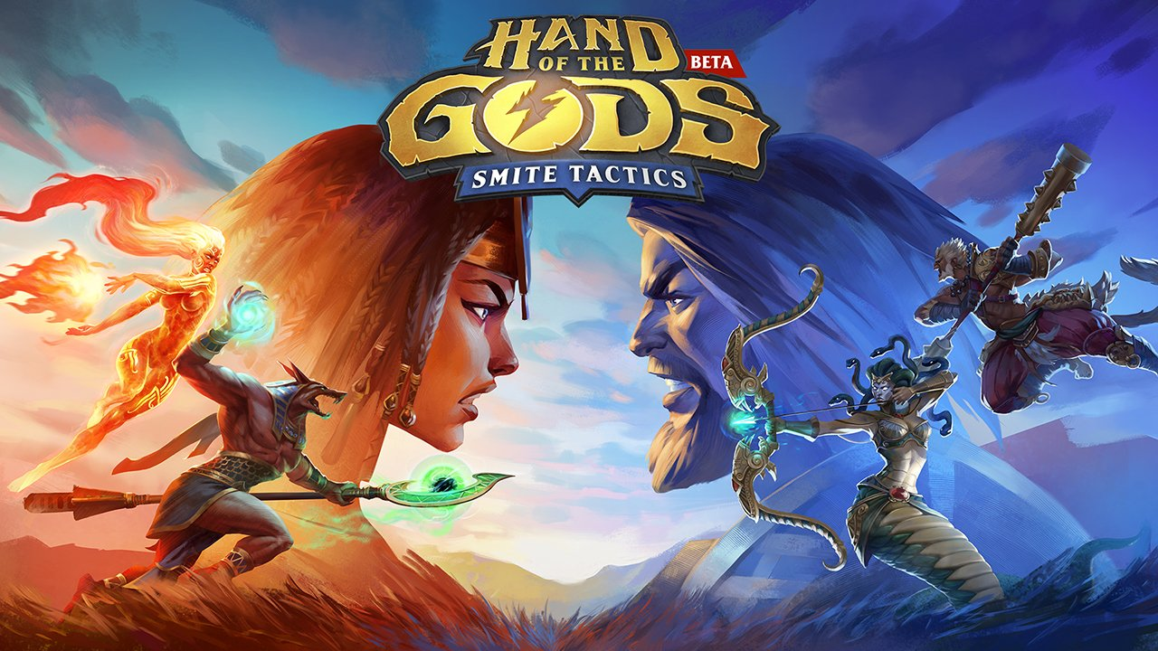 Hi-Rez brings Hand of the Gods to Console 4