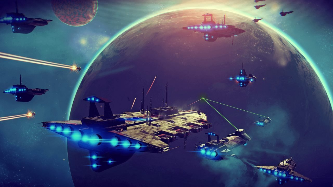 How I Learned To Stop Worrying And Love No Man's Sky 1