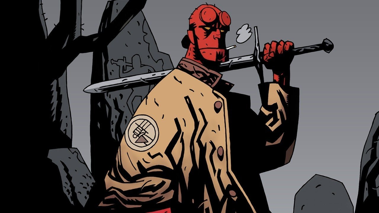 Injustice 2 Adding Hellboy to its Roster 1