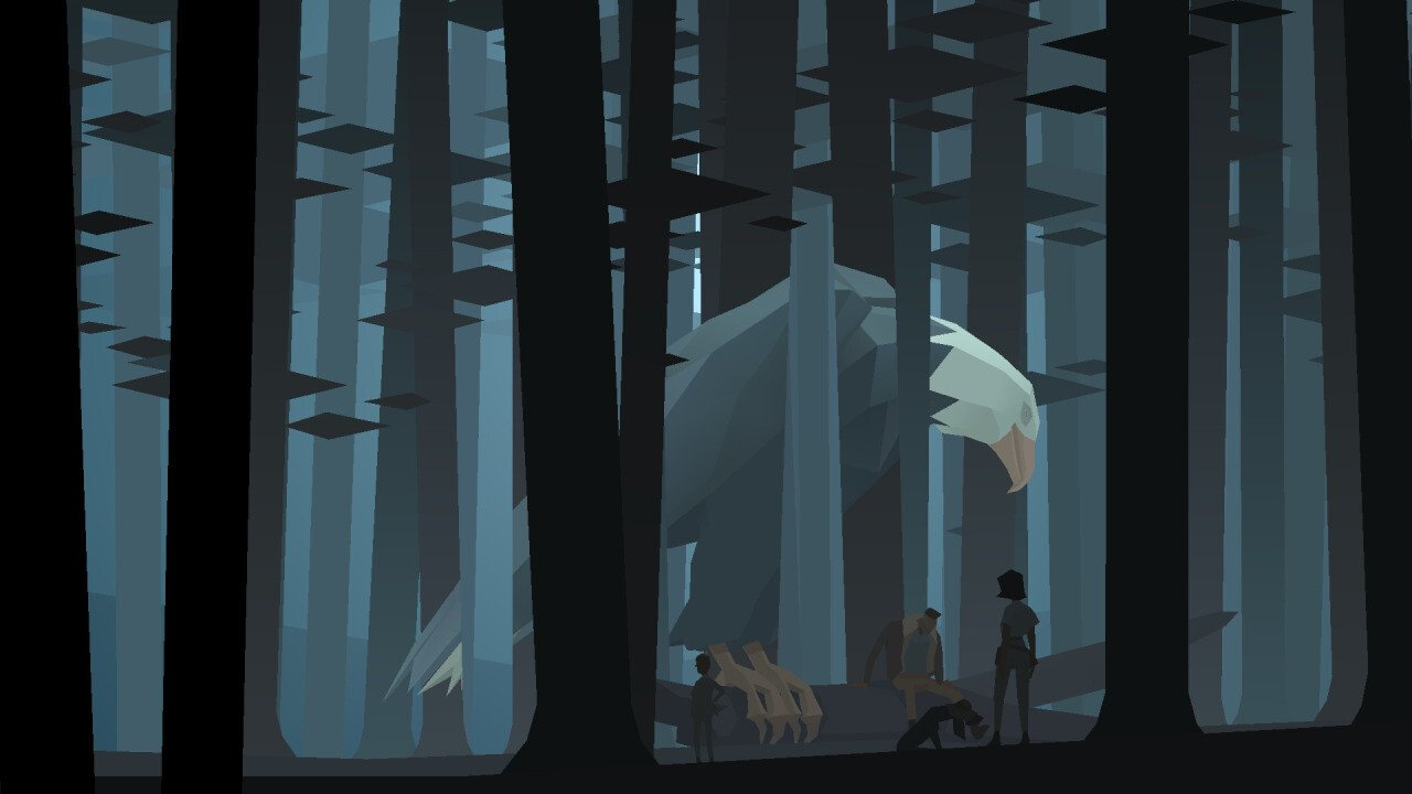 Kentucky Route Zero Act 5 + TV Edition Announced For 2018