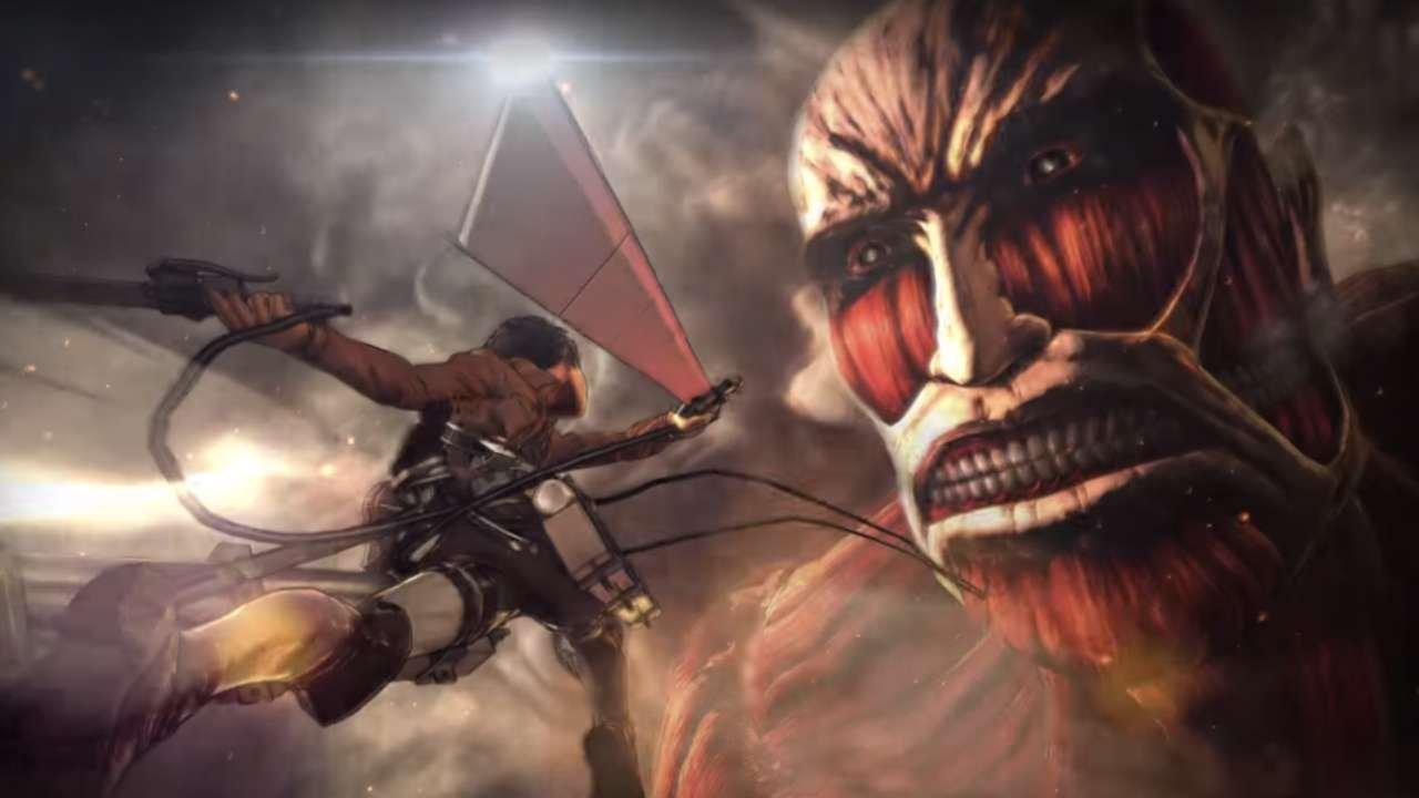 Koei Tecmo Announces Attack on Titan Game Sequel