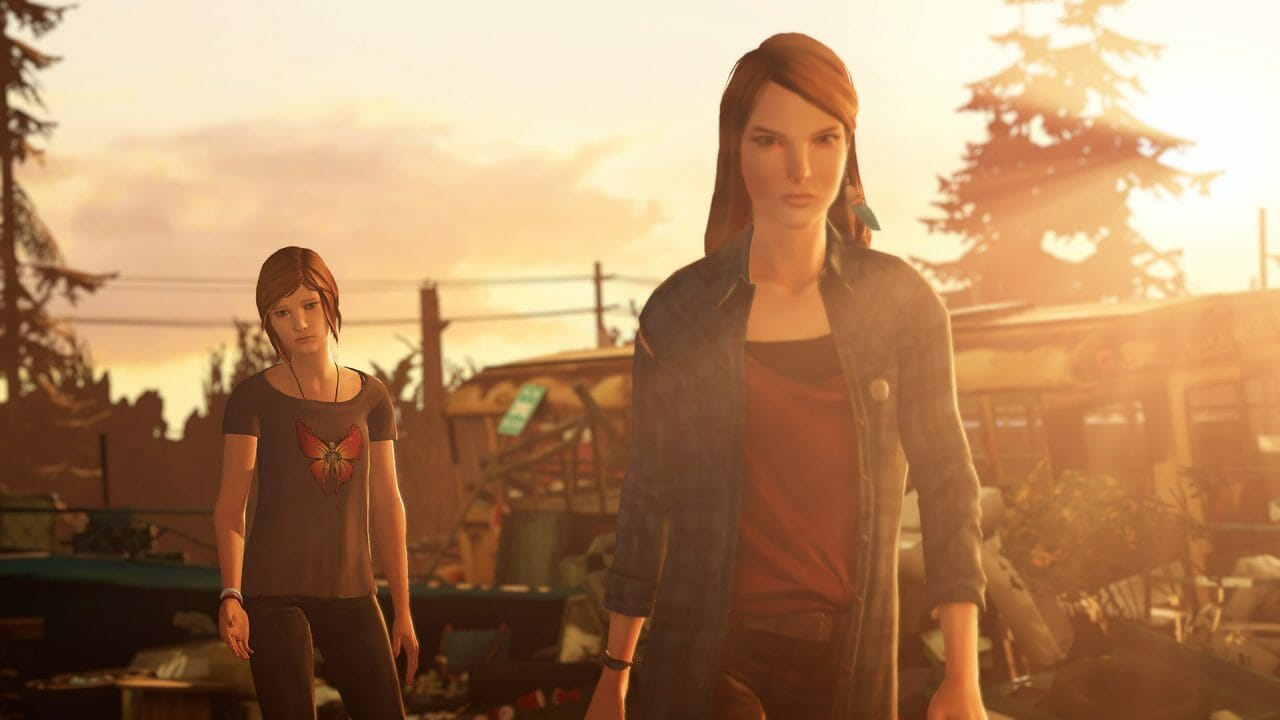 Life is Strange: Before the Storm - Episode 1: Awake (PS4) Review: Hindsight 8
