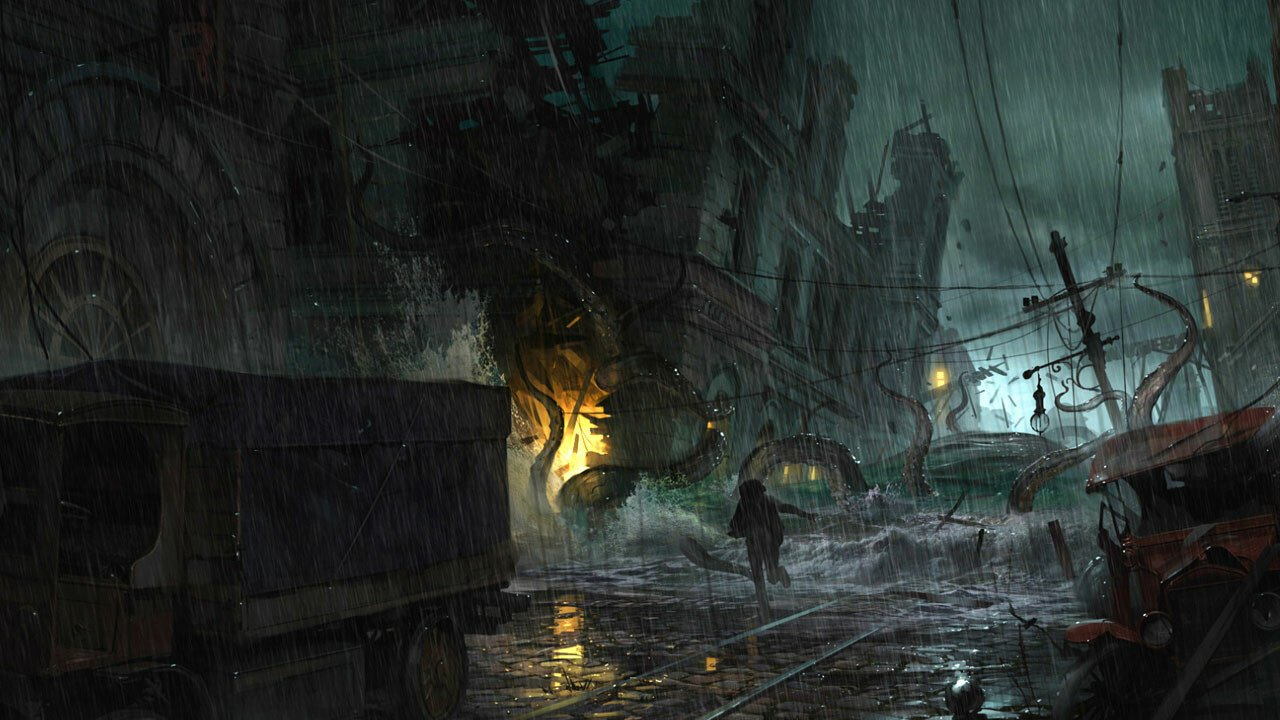 Lovecraft Inspired Game, The Sinking City Receives Publisher 1