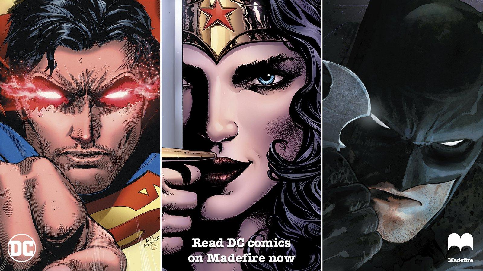 Madefire, Popular Digital Comic App Announces DC Partnership