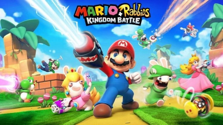 Mario + Rabbids: Kingdom Battle (Switch) Review: Engrossing Tactics & Gross-Out Humor 5