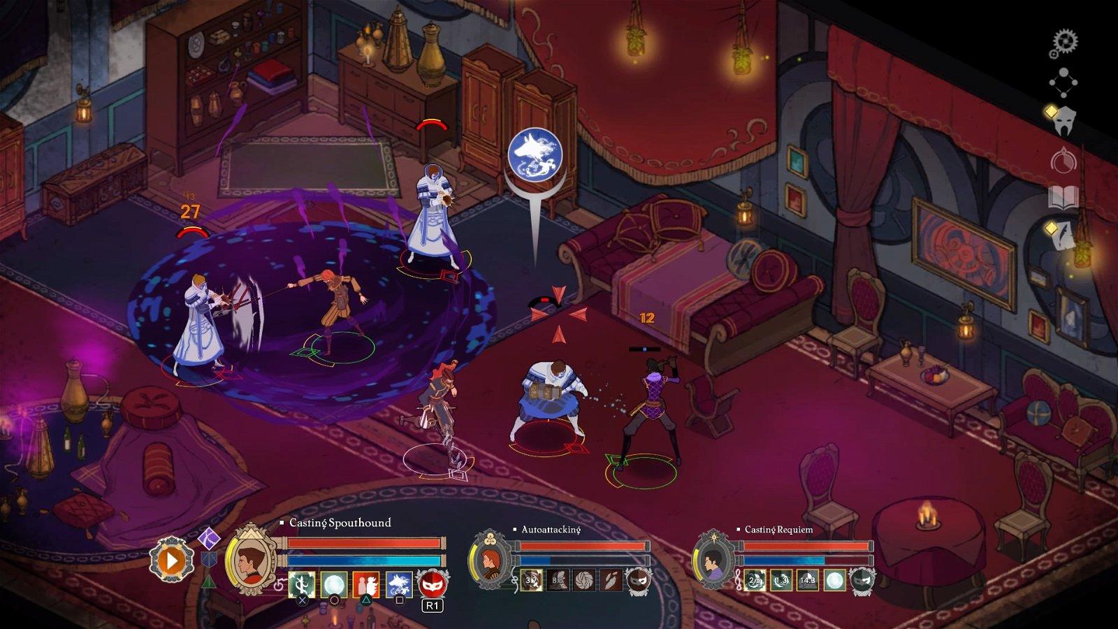 Masquerada: Songs And Shadows (Playstation 4) Review 3